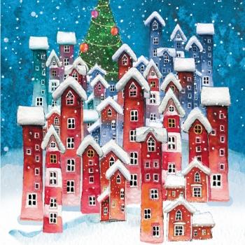 Joulukortti - Anita Polkutie