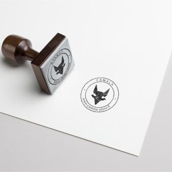 Camala Storen leimasin logo