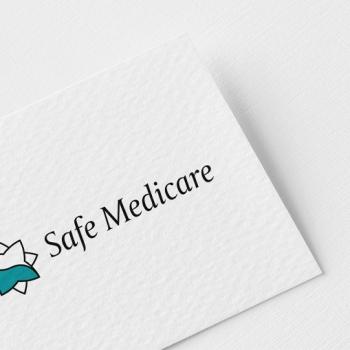 Logosuunnittelu - Safe Medicare
