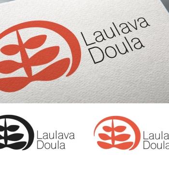 Logosuunnittelu - Laulava Doula