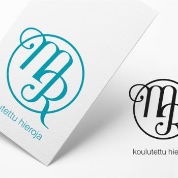 Logosuunnittelu - MR koulutettu hieroja