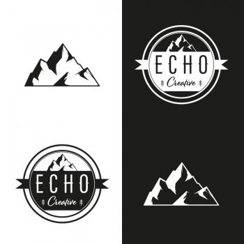 Logosuunnittelu - Echo Creative