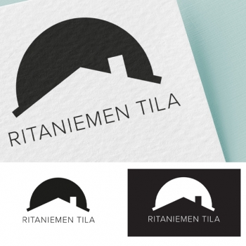 Logosuunnittelu - Ritaniemen tila