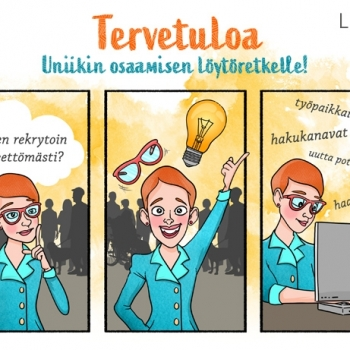 Kutsukuvitus - Antti Yrjölä